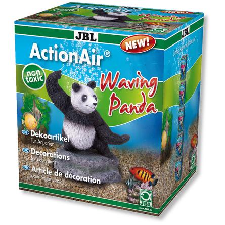 Купить JBL AcxionAir Waving Panda Декоративный распылитель с эффектом движения, 11х11х14 см