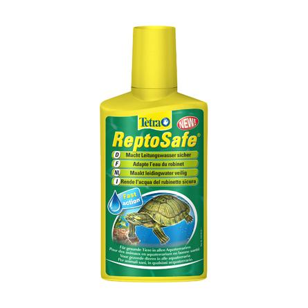 Купить Tetra ReptoSafe Кондиционер для подготовки воды для рептилий, 100 мл