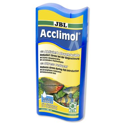 JBL Acclimol Препарат для защиты рыб при акклиматизации, 250 мл