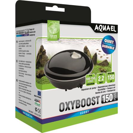 Aquael Oxyboost 150 Plus Компрессор одноканальный для аквариумов 100-150 л, 150 л/ч