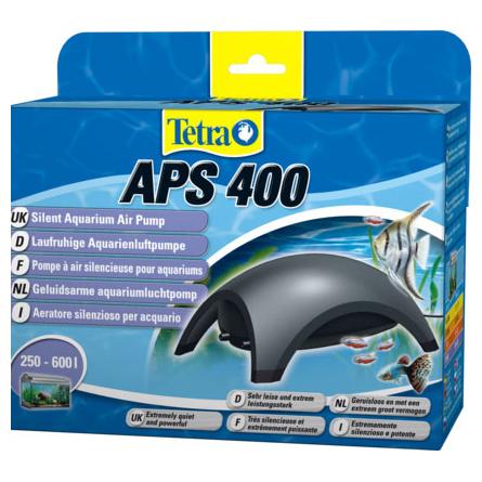 Купить Tetra APS 400 Компрессор двухканальный для аквариума 250-600 л, 400 л/ч