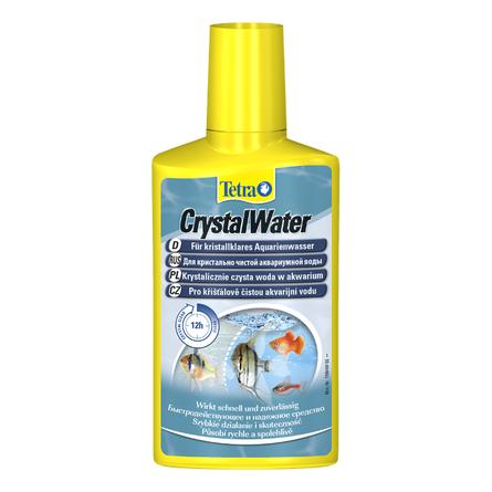 Купить Tetra CrystalWater Кондиционер для очистки воды на 500 л, 250 мл