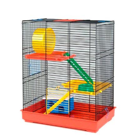 Купить INTER-ZOO TEDDY II G-048 клетка для грызунов
