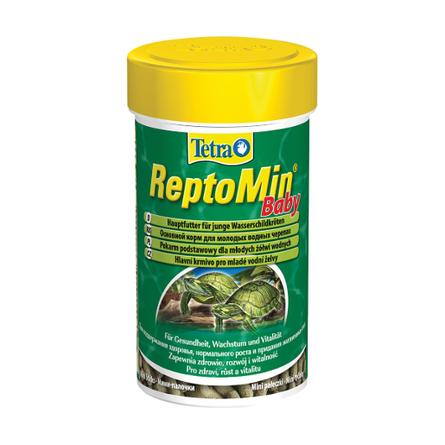 ReptoMin Baby Корм для молодых водных черепах, палочки, 100 мл