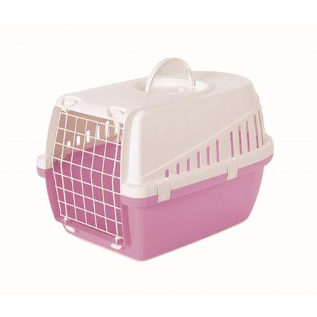 Savic Trotter 1 Retro Переноска для животных, розовая
