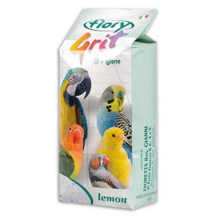 Купить Fiory гигиенический песок для птиц Лимон, 1 кг