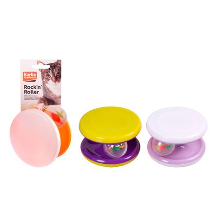 Flamingo Колесо с игрушкой Игрушка для кошек фото