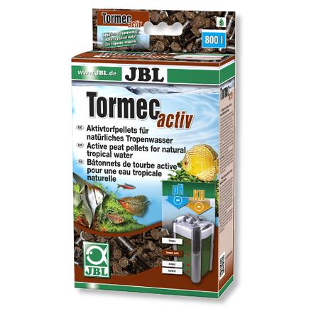 Купить JBL Tormec activ Гранулы активированного торфа для фильтра в пресноводных аквариумах, 1 л
