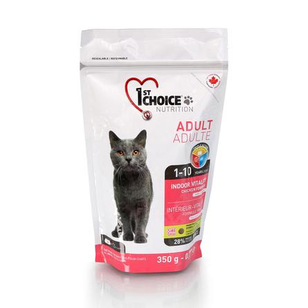 1st Choice Vitality Виталити сухой корм для домашних кошек, 350 гр