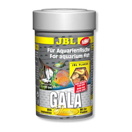 JBL Gala Корм для всех видов рыб, ассорти, 100 мл фото
