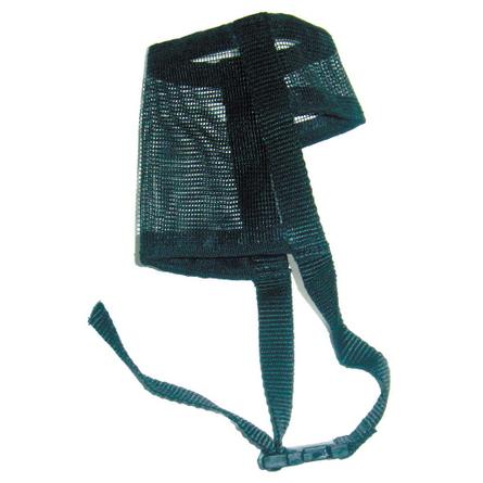 Купить Dezzie Намордник для собак, окружность морды 11 см, длина морды 7 см, окружность шеи 10-22 см