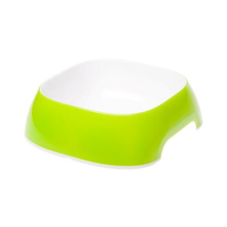 Купить Ferplast Glam Medium Миска для собак, зелёная, пластик