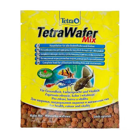 Купить TetraWater Mix Основной корм для всех видов травоядных донных рыб, 15 гр