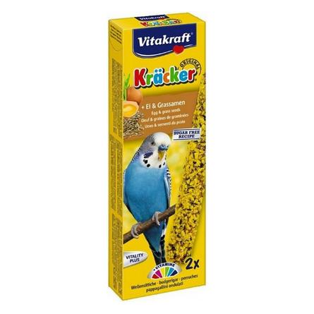 Купить Vitakraft Палочки для волнистых попугаев (с яйцом)