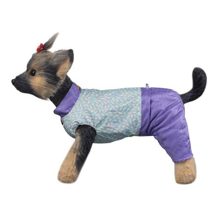 Купить DogModa Комбинезон Рига для собак, длина спины 28 см, обхват шеи 29 см, обхват груди 45 см, унисекс