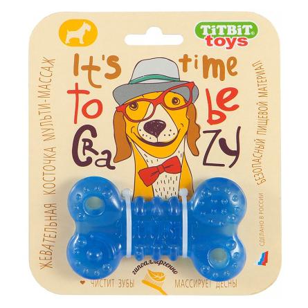 TiTBiT Жевательная игрушка для собак, косточка