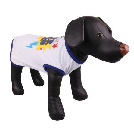 Dezzie Футболка для собак, размер 20 см