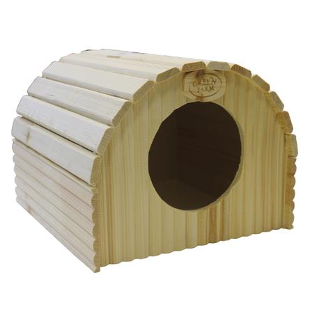 Дом-Ангар для морской свинки №1