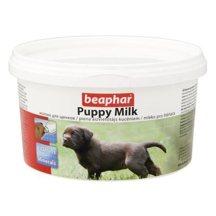 Купить Beaphar Puppy Milk Заменитель молока для щенков для выкармливания, 200 гр