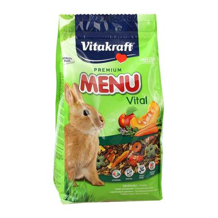 Купить Vitakraft Menu Vital Корм для кроликов, 1 кг