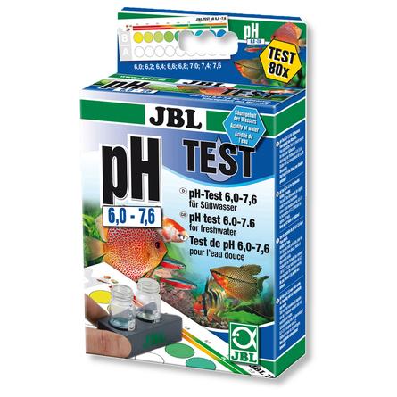 Купить JBL pH 6, 0-7, 6 Test Тест на кислотность для аквариумной воды