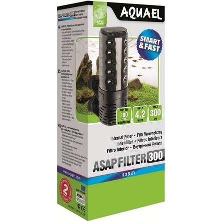 Купить Aquael Asap 300 Внутренний фильтр для аквариумов 10-100 л, 300 л/ч, Aqua El
