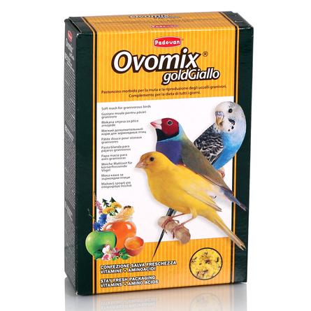 Купить Padovan Ovomix Gold Giallo Корм для птенцов канареек, 300 гр