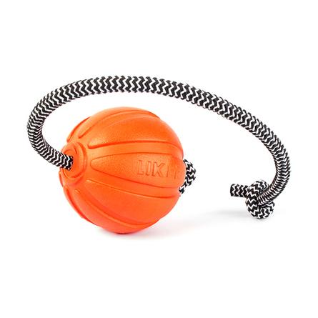 Collar Liker Мяч на шнуре для собак, 5 см