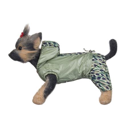 Купить DogModa Комбинезон Вояж для собак, длина спины 32 см, обхват шеи 33 см, обхват груди 52 см