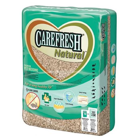CareFresh NATURAL Бумажный наполнитель для грызунов, 14 л