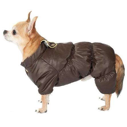 Купить DogModa Комбинезон Чихуахуа для собак, длина спины 28 см, обхват шеи 28 см, обхват груди 40 см, унисекс