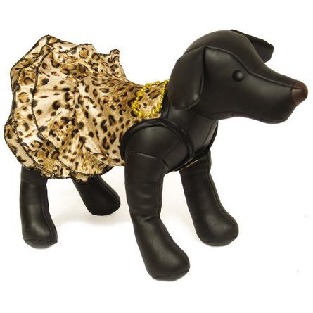 Dezzie Платье для собак, размер 30 см фото
